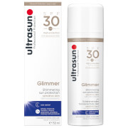 Ultrasun Glimmer Lotion SPF30 150ml