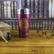 Harry Potter Hogwarts Reisebecher – Burgund