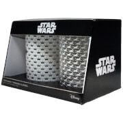 Star Wars Printed Drinking Glass Tumblers