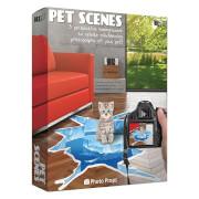 Pet Scenes Floor Sticker