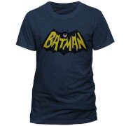 T-Shirt DC Comics Batman 1966 Le Joker -Marine