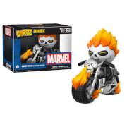 Image of Marvel Ghost Rider Dorbz Ridez Vinyl Figure