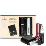 Travalo Classic HD Atomiser Spray Set - Black 15ml