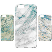 Marble Texture Phone Case for iPhone and Android - Green Marbles
