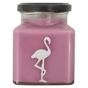 Blackcurrant Jam Flamingo Candle