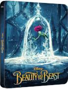 La Bella y la Bestia 3D (2D incl.) - Zavvi Steelbook Exclusivo de Edición Limitada (Edición de Reino Unido)