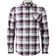 Camisa Brave Soul Persuader - Hombre - Granate