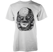Abandon Ship Creature Heren T-shirt - Wit