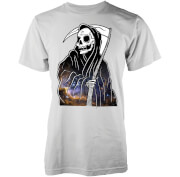 Abandon Ship Cosmic Creaper Heren T-shirt - Wit