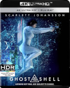 Ghost In The Shell - 4K Ultra HD (Digital Download)