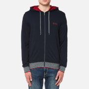 BOSS Hugo Boss Men's Authentic Hooded Jacket - Dark Blue