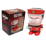 Captain Scarlet - Ltd Edition Cult Vinyl Figure - Zavvi Exclusive