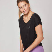 Scoop Hem T-Shirt