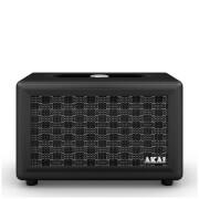 Akai Retro Bluetooth Speaker (2 x 12.5W) - Black