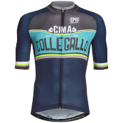 Santini Bergamo Collection Colle Gallo Jersey - Blue