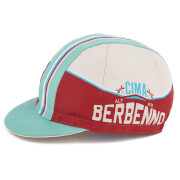 Santini Bergamo Collection Berbenno Cap - Blue