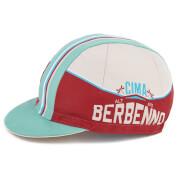 Santini Bergamo Collection Berbenno Cap - Blue