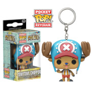 One Piece Chopper Pocket Pop! Vinyl Keychain