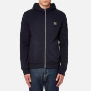 BOSS Orange Men's Ztadium UK Hooded Sweatshirt - Navy