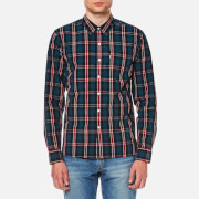 Levi's Men's Sunset 1 Pocket Shirt - Aspen Dress Blues