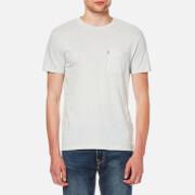 Levi's Men's Set In Sunset Pocket T-Shirt - Glacier Grey