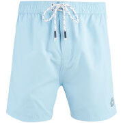 Smith & Jones Men's Antinode Swim Shorts - Sky Blue