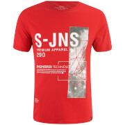 Camiseta Smith & Jones Langchor - Hombre - Rojo