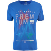 Camiseta Smith & Jones Azulejo - Hombre - Azul