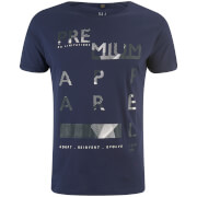 Smith & Jones Men's Algebraic T-Shirt - Peacoat