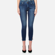 J Brand Women's Alana High Rise Crop Skinny Jeans - Cover