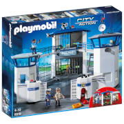 Commissariat de police avec prison (6919) -Playmobil City Action