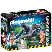 Playmobil Ghostbusters™ Venkman with Terror Dogs (9223)