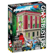 Playmobil Ghostbusters� Firehouse (9219)
