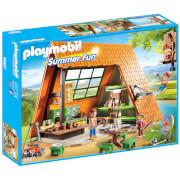 Playmobil Summer Fun Camping Lodge (6887)
