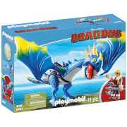Playmobil How to Train Your Dragon: Astrid en Stormvlieg (9247)
