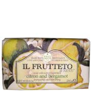 Натуральное мыло Лимон и бергамот Nesti Dante Il Frutteto Citron and Bergamot Soap 250г
