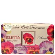 Купить Цветочное мыло «Фиалка душистая» Nesti Dante Dei Colli Fiorentini Sweet Violet Soap 250г