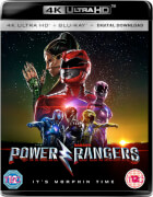 Power Rangers - 4K Ultra HD