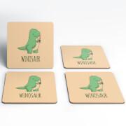 Winosaur Coasters