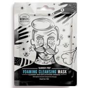Очищающая пенящаяся маска с активированным углем BARBER PRO Foaming Cleansing Mask with Activated Charcoal  - Купить
