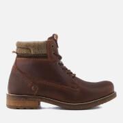 Wrangler Men's Hill Tweed Lace Up Boots - Brier - UK 8/EU 42 - Brown