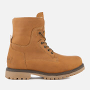 Bottines Homme Aviator Roll Down Wrangler - Camel