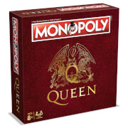"Image of Monopoly ""Queen"" Family Fun Board Game"