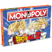 Image of Dragon Ball Z Monopoly