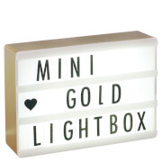 A6 Cinematic Lightbox - Rose Gold
