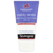 Восстанавливающий крем для рук Neutrogena Norwegian Formula Visibly Renew Hand Cream SPF20 75 мл  - Купить