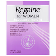 Купить Лосьон от выпадения и для стимуляции роста волос для женщин Regaine for Women Regular Strength Hair Regrowth Solution 60 мл