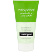 Neutrogena Visibly Clear Pore and Shine Daily Scrub 150ml