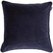GANT Home Velvet Cushion - Yankee Blue