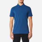 Michael Kors Men's Bryant Performance Polo Shirt - Marine Blue